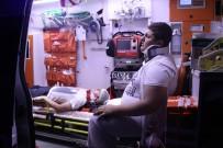 KÖSEKÖY - Kur'an kursu servisi kaza yaptı: 15 kişi yaralı