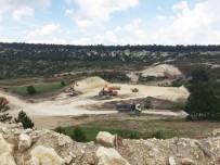 HİDROELEKTRİK - Kütahya Çamlıca Barajından 13 Bin 970 Dekar Zirai Arazi Sulanacak