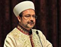 İMAM GAZALİ - Mehmet Görmez FETÖ raporunu açıkladı