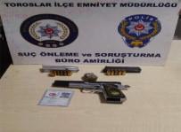 YAKALAMA EMRİ - Mersin Polisi Suç Makinesini Yakaladı