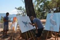 OSMAN HAMDİ BEY - Muğla Büyükşehirin Sanata Ve Sanatçıya Desteği Sürüyor