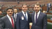BERAT ALBAYRAK - Muhtarlar AK Parti Gurup Toplantısına Katıldı