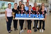 ŞAMPIYON - Muratpaşa'nın Cimnastikçileri Edirne'de Şampiyon Oldu