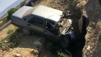 ERMENEK - Mut'ta Trafik Kazası Açıklaması 3 Yaralı