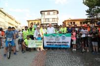 ESKİŞEHİR - Odunpazarı'nda 'Arabadan İn Bisiklete Bin' Etkinliği