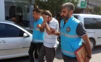 CINAYET - Samsun'da Bir Kişiyi Bıçakla Yaralayan Şahıs Tutuklandı