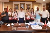 ŞAMPIYON - Şehzadeler'in Sporcuları Başarıya Doymuyor
