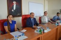 MEHMET AKTAŞ - Şırnak 3'Üncü Dönem İl Koordinasyon Kurulu Toplantısı Yapıldı