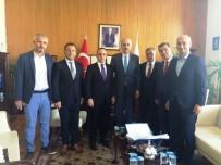 GRUP BAŞKANVEKİLİ - Turizm Bakanı Kurtulmuş'tan Troia Yılına Destek