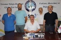 TÜRK SAĞLıK SEN - Türk Sağlık-Sen Manisa Şube Başkanlığına Feymi Türemiş Seçildi