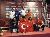 ÇEYREK FİNAL - Türkiye Avrupa Üçüncüsü Oldu
