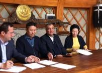 YıLDıZ HOLDING - Ünlü Çikolata Markası Moğolistan'da Faaliyet Gösterecek
