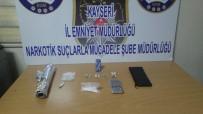 ALÜMİNYUM FOLYO - Uyuşturucu Operasyonu Açıklaması 11 Gözaltı