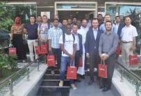 TÜRKLER - Yabancı Uyruklu Öğrenciler Ankara Ve Türkiye Ekonomisini Öğreniyor