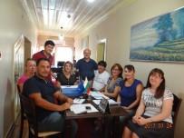 SINIR ÖTESİ - 'Yambol Ve Edirne-Tunca'nın İki Şehri' Toplantısı Gerçekleştirildi