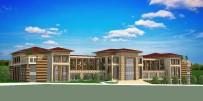 ZEYTİNBURNU BELEDİYESİ - Zeytinburnu'nda Kız Öğrencilere 414 Yatak Kapasiteli Yeni Yurt