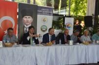 AHMET ÇıNAR - ZTSO Basınla Kahvaltıda Bir Araya Geldi