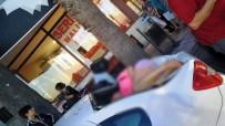 ADLI TıP - 5.kattan otomobilin üzerine düşen kadın hayatını kaybetti