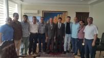İBRAHİM ASLAN - AGAD'tan Vali Kalkancı'ya 'Hayırlı Olsun' Ziyareti