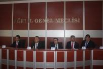 SÜLEYMAN ELBAN - Ağrı'da 3'Ncü Dönem İl Koordinasyon Toplantısı Yapıldı