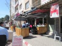 Ahmetli'de Kaldırım İşgallerine Uyarı