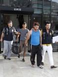 PARMAK - Alanya'da Toplam 26 Yıl Hapis Cezası Bulunan Şüpheliler Yakalandı