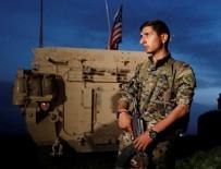 YPG - Amerika'dan inanılmaz PKK hamlesi!