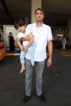 İHSAN YıLDıRıM - Antalyalı Minik Özge Yeni Protez Ayak İçin İstanbul'da