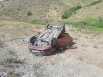 DIKILITAŞ - Aşkale'de Trafik Kazası Açıklaması 5 Yaralı