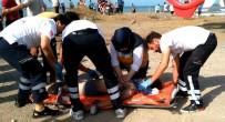 SALIH KARABULUT - Bafra'da Denizde 2 Kişi Boğuldu