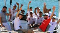 BILGI YARıŞMALARı - Başarılı Öğrencilere Büyükşehir'den Yaz Gençlik Kampı