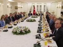 KEMAL ŞAHIN - 'Başbakanla İyi Bir Toplantı Yaptık'