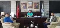 GENÇLİK KOLLARI - Başkan Bakıcı'ya Bilecik AK Parti Gençlik Kolları Başkanından Ziyaret