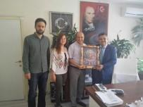 SELIM YAĞCı - Başkan Yağcı'nın Ankara Temasları