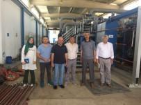 JEOLOJI - Belediye Başkanı Mehmed Ali Saraoğlu'ndan Teknik İnceleme Gezisi