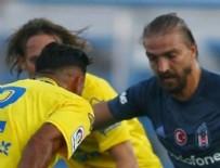 ANDREAS BECK - Beşiktaş farklı mağlup oldu