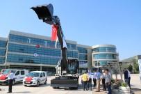 KAZANCı - Biga Belediyesi Araç Filosu Büyüyor