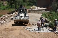 Bitlis Belediyesinden Yol Yapım Çalışması