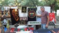 EBRULİ - Burhaniyeli Tesisat Ustası Filoğrafi Sanatını Öğretiyor