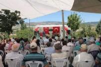 AKÇAALAN - Eskigediz Belediye Başkanı Ercan Şimşek Açıklaması Hepimiz Kardeşiz