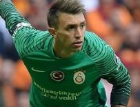 FERNANDO MUSLERA - Galatasaray Muslera ile sözleşme uzattı