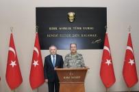 HATAY VALİSİ - Genelkurmay Başkanı Akar, Hatay Ve Şanlıurfa'da İncelemelerde Bulundu