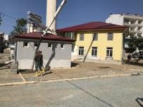 KORKULUK - Giresun'da Abacıbükü Cami'nin Çevresi Değişiyor
