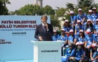 İSPANYOLCA - Gönüllü Turizm Elçileri İş Başı Yaptı