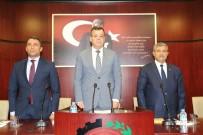 GAZIANTEP TICARET ODASı - GTO Temmuz Ayı Olağan Meclis Toplantısı Yapıldı