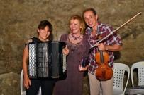 KLASIK MÜZIK - Gümüşlük'te Festival Keman Ve Akordeonun Dansıyla Başladı