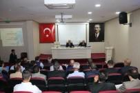 KıZıLKAYA - Hakkari'de 'İl Koordinasyon Kurulu' Toplantısı