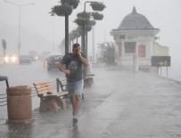 HAYDARPAŞA - İBB'den şiddetli yağış açıklaması