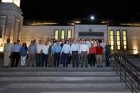 ABDÜLHAMİD HAN - İHA Bölge Müdürleri Talas'ta