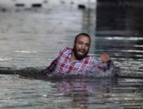 AŞIRI YAĞIŞ - İstanbul'da yağış felaketi